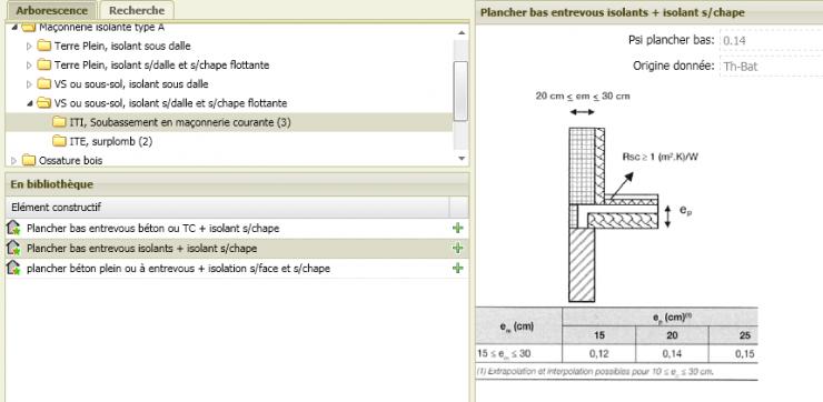 pont thermique plancher chauffant page 1 application de la rt 2012 forum comme un thermicien. Black Bedroom Furniture Sets. Home Design Ideas